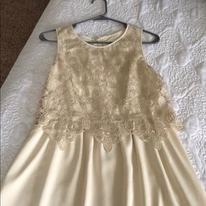 Kenzie lace dress